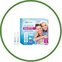 Go Smile Super White Teeth Whitening System