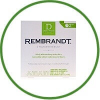 Rembrandt Deeply White 2-Hour Teeth Whitening Kit